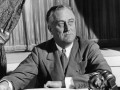 Le Président Franklin Delano Roosevelt en 1933. — National Archives and Records Administration